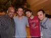 Gerald Albright, Bill Lawrence, Michael League and Dwight Muskita