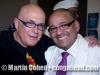 Martin Cohen and Calixto Obierto