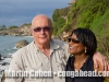 Martin and Vivianne Cohen at Ayana Resort and Spa.  Bali, Indonesia