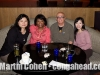 Sabina Tsai, Vivianne and Martin Cohen and Wendy Liu