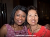 Vivianne and Lee.  Hilton Millenium.  Bangkok, Thailand