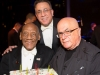 Candido Camero, Bobby Sanabria and Martin Cohen