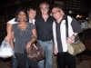 Vivianne, Peter, Stefan and Martin. Chaing Mai, Thailand