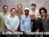 "Landy Felix, Mike Eckroth, Johnny ""Dandy"" Rodriguez, Jimmy Delgado, Dave Santiago Martin Cohen and Pepe Espinosa"
