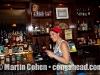 Amour Cubano's wonderful bartender