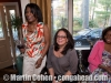Vivianne Cohen, Mallinda and Cammy