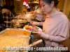 Maureen Choi with Vivianne's food as seen by Sandra Kratc