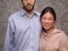 Mario Carrillo and Maureen Choi