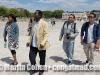 Vivianne Cohen, Fio Koné, Javier Raez and Matthew Cohen. Versailles, France