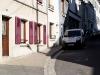 Near Fio Koné's new house. Persan, France