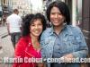 Shana Noya and Vivianne Cohen. Amsterdam, Holland.