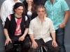 David Silliman, Gabrielle Fink, Martin Moretto, Juan Pablo Jofre.  Seated, Fernando Otero and Pablo Aslan