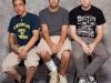 Matthew Cohen Cohen, Jacob Morales and Colin Reiser