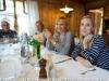 Martin, Sabina, Isabel and Francesca at Gasthaus am schiffin Mammern, Switzerland