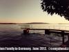 at Lake Konstanz.  Allensbach, Germany