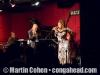 Frederico Gonzalez Pena, Gregoire Maret and Cassandra Wilson