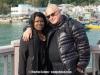 Vivianne and Martin.. Tai O, Lantau Island