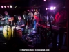 Barnaby,Halen, Floro on bass, David Chala on kets