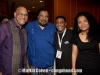 Phil Petty, George Duke, Steve Thornton and Faridah Sunusi
