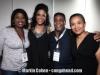 Vivianne Cohen, Sheila E, Steve and Faridah Thornton