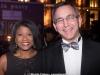 Vivianne Cohen and US ambassador, Scot Marciel