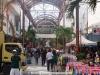 Shopping street by Wijaya's office