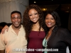 Steve Thornton, Chanté Moore and Vivianne Cohen