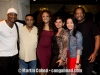 Sony Emery, Steve Thornton, Chanté Moore, her backup singers and Nate Phillips