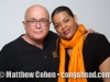 Martin Cohen and Christelle Durandy