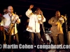 Francis , Aaron Heick, Kofo The Wonderman, Baba Kebe and AJ