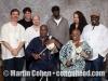 Francis, Manu Koch, Aaron Heick, Kofo The Wonderman, Mamadou Ba, Baba Kebe, Thierry Arpino and Ajayi Olusegun