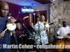 kofo The Wonderman, Mamadou Ba, Thierry Arpino, Baba Kebe and Ajayi Olusegun