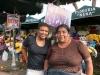 The preferred flower merchant of the Raez family. Barrios Altos, Lima, Peru