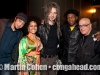 Felix Medina, Malika Zarra, JC Maillard, Harvey Wirht and Martin Cohen