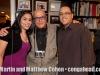 Adriana, Martin and Cristian