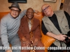 Little Johnny Rivero, Almost 91 year old percussion legend, Candido and Martin Cohen