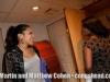 Evelyn Allende and Vivianne Cohen