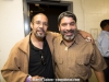 Gilberto Colon, Jr. on right with friend