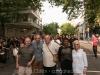 Billy, Tatita, Martin, Vivianne and Alicia with a condombe comparsa rehearsal.  Montevideo, Uruguay