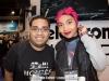 Javier Raez with Yuna