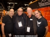 Bobby Allende, Martin Cohen, Remo Belli and Marc Quiñones