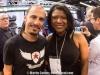 Marc Quiñones and Vivianne Cohen