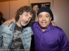 Simon Phillips and Giovanni Hidalgo