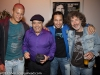 Julio Pimentel, Dwight Muskita and Simon Phillips