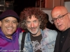 Giovanni Hidalgo, Simon Phillips and Martin Cohen