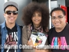 Matthew Cohen, Esmeralda Spalding and Javier Raez