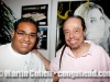 Javier Raez with Sergio Mendes