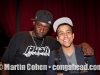 Pete Rock and Matthew Cohen