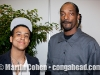 Matt Cohen and Snoop Dogg