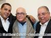 Horacio Rodriguez, Martin Cohen and Gillermo Garcia Vales